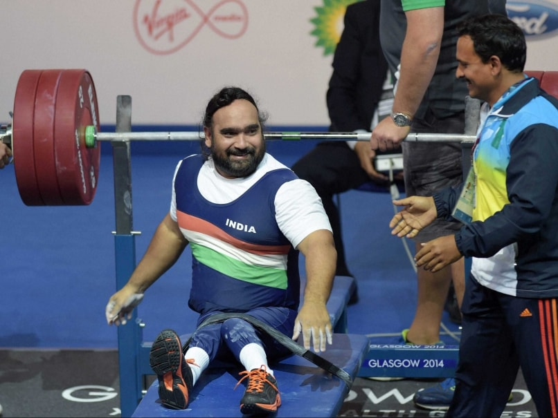 Commonwealth Games 2014: Rajinder Rahelu Wins Silver in Powerlifting, Sakina Khatun Gets Bronze