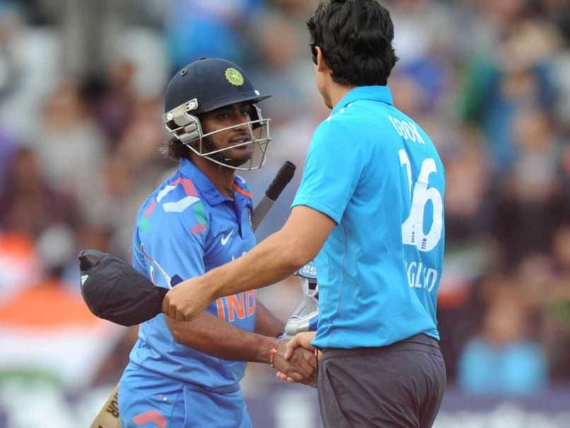 3rd ODI: Ambati Rayudu, Ravichandran Ashwin Star As India Beat England by Six Wickets