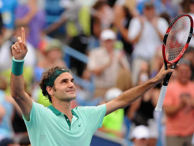 Roger Federer Flirts With Perfection in Late-Season Surge
