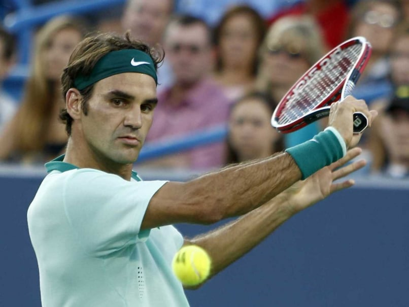Roger Federer Beats Andy Murray to Reach Cincinnati Semis