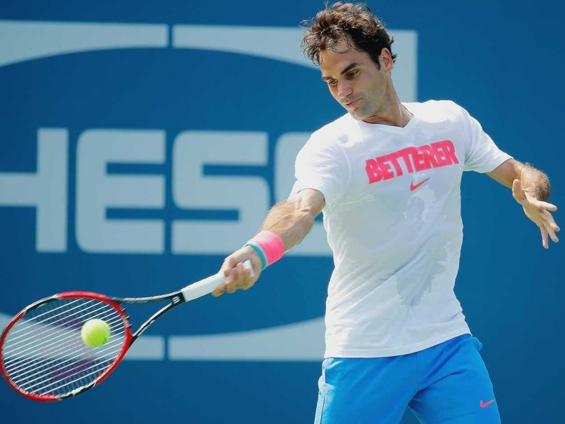 Smaller Hill for Roger Federer to Climb at The Open