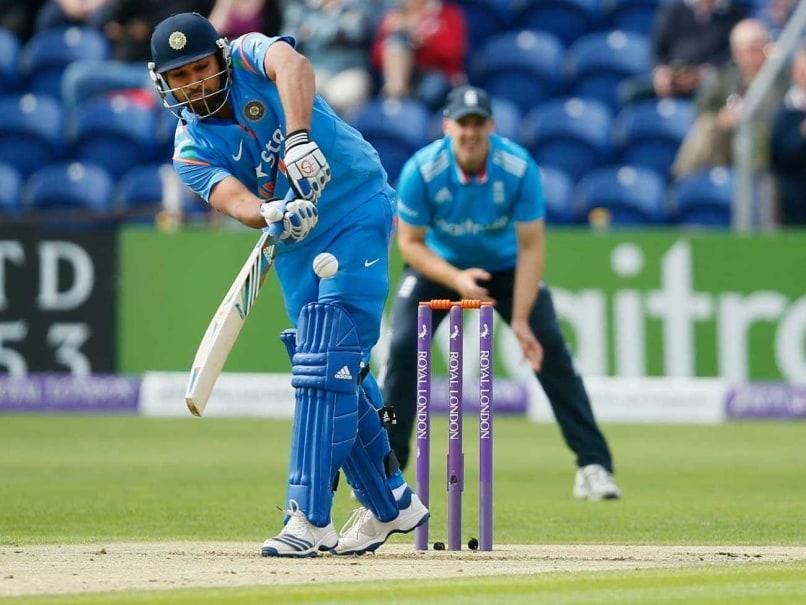 Rohit Sharma ODIs England