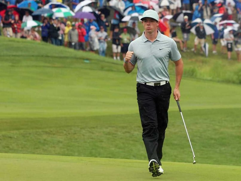 PGA Championships: Rory McIlroy Grabs Lead on Eagle Wings