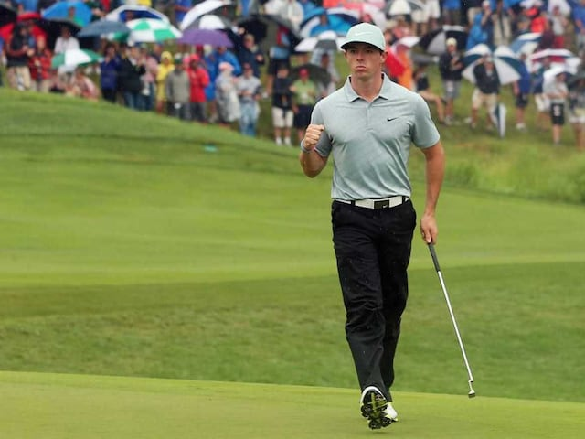 Golfer Rory Mcllroy Down With Food Poisoning