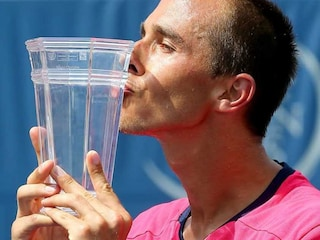 Lukas Rosol Outlasts Jerzy Janowicz for Second ATP Title