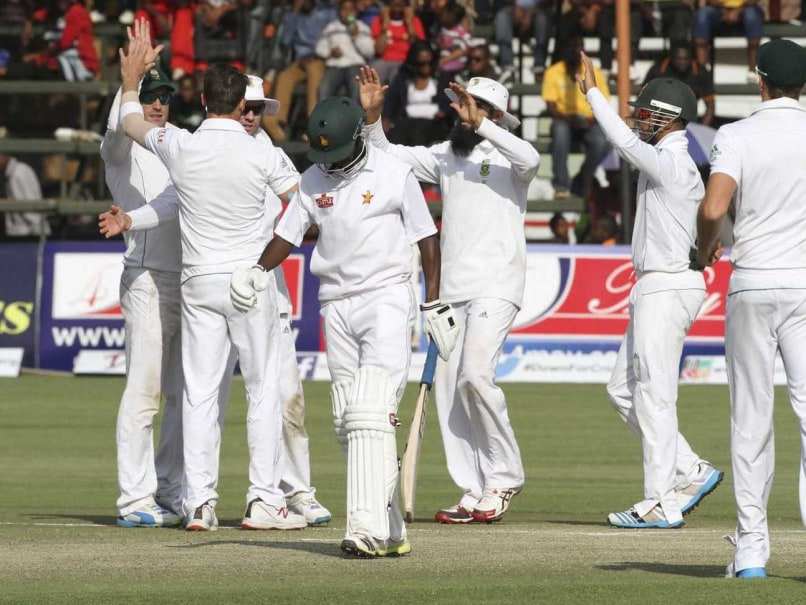 One-Off Test: South Africa Demolish Zimbabwe by 9 Wickets