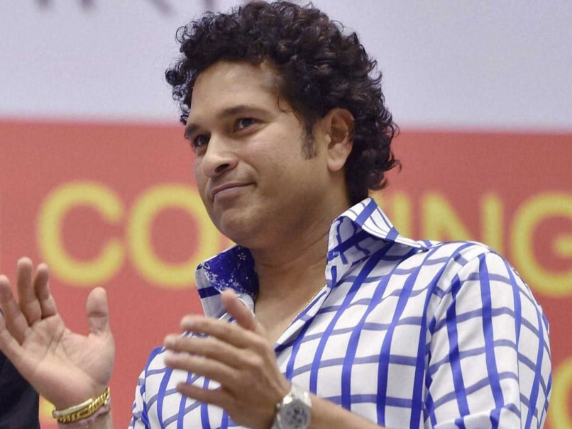 Sachin Tendulkar to Flag Off CRPF Marathon on October 12