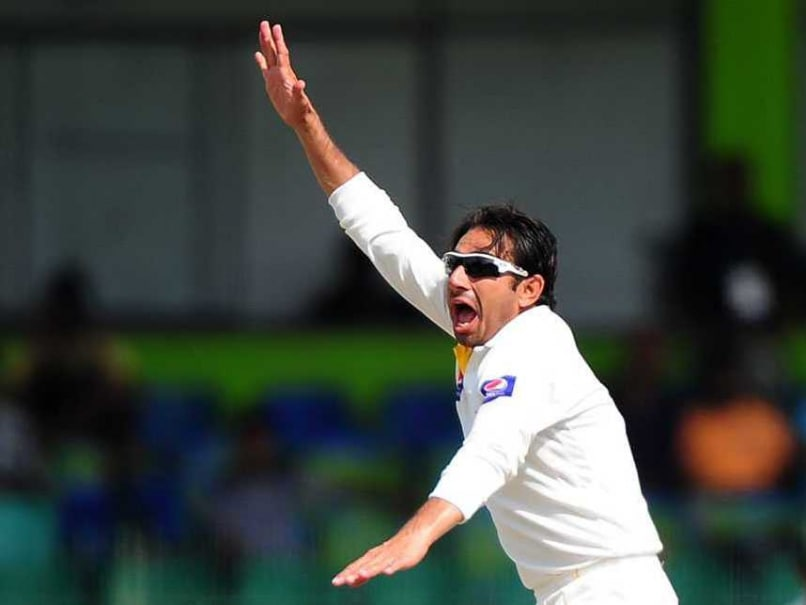 Saeed Ajmal to Fly to England For Informal Test on Bowling Action