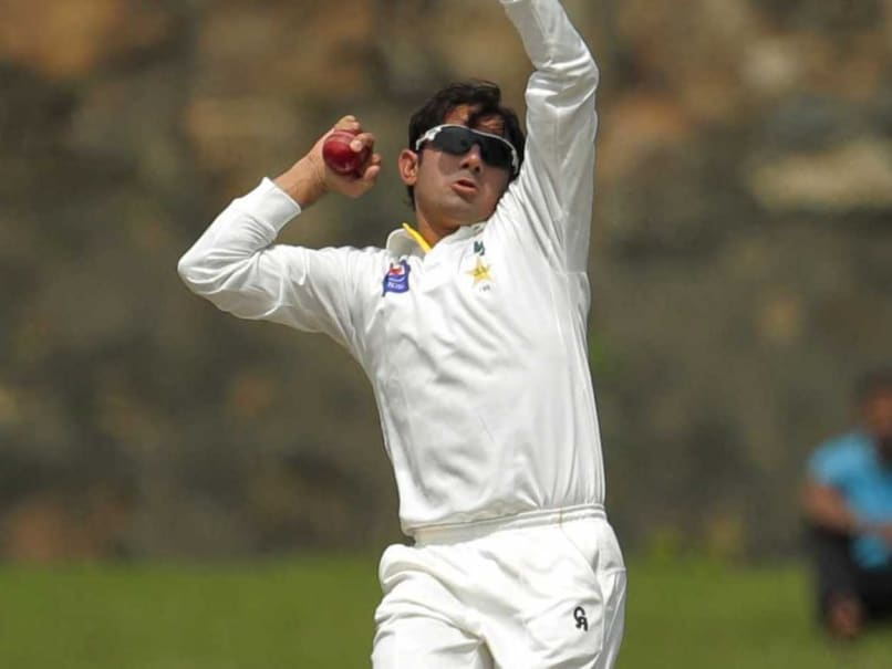 Pakistan Extend Work on Saeed Ajmal's action