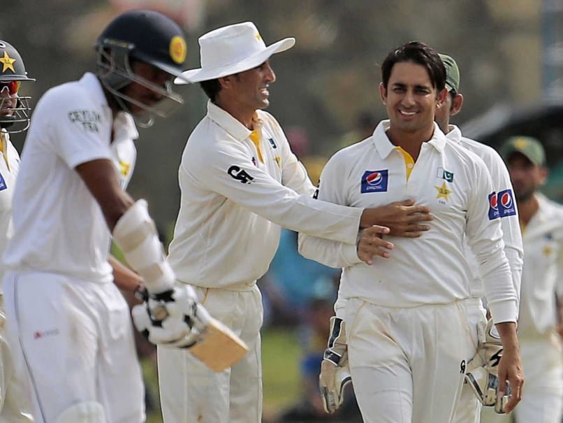 Saeed Ajmal Included in Pakistan's Provisional World Cup Squad