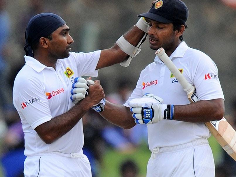 1st Test, Day 3: Kumar Sangakkara, Mahela Jayawardene Flay Pakistan in Rain-Hit Match