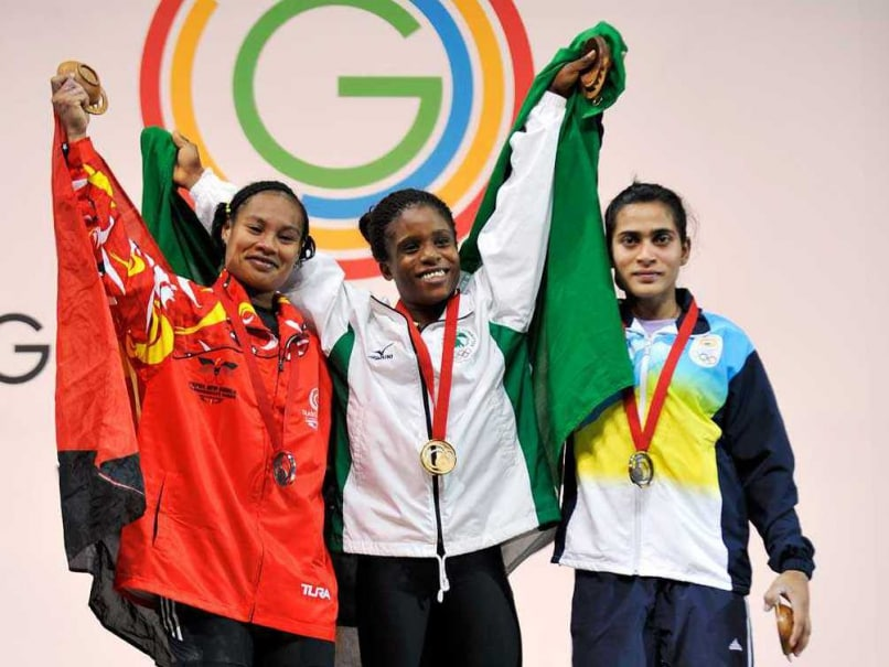 CWG 2014: Santoshi Matsa Gets Silver, Bronze for Swati Singh as Nigeria's Amalaha Stripped of Gold