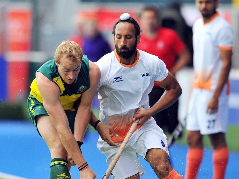 India Ready for Aussie Challenge in First Hockey Test
