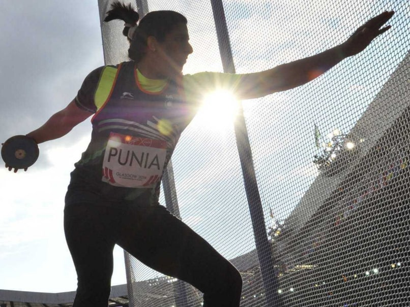 CWG 2014: Seema Punia Wins Discus Silver, Krishna Poonia Finishes Dismal Fifth