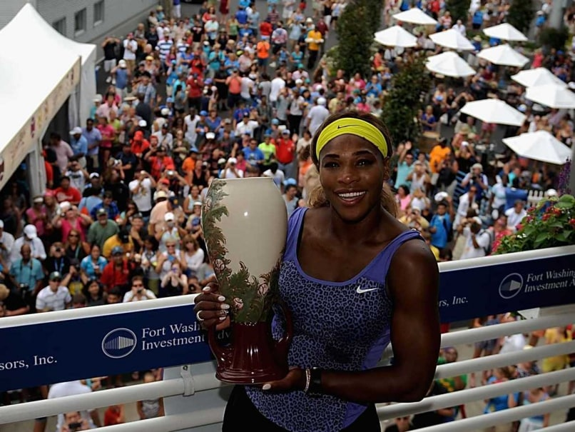 Supreme Serena Williams targets 18th Grand Slam at U.S. Open