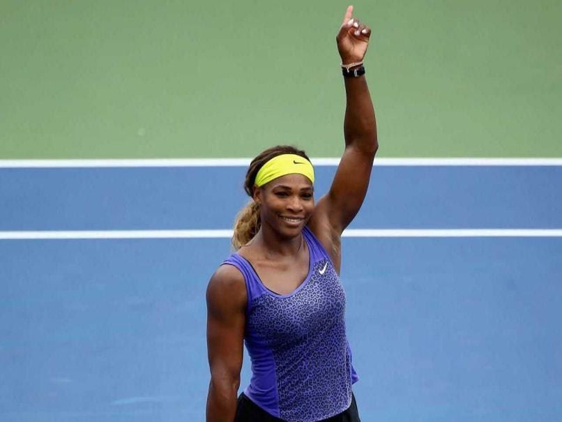 Serena Williams Edges Closer to First Cincinnati Title