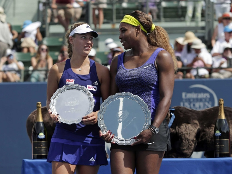 Serena Williams Wins WTA Stanford Title