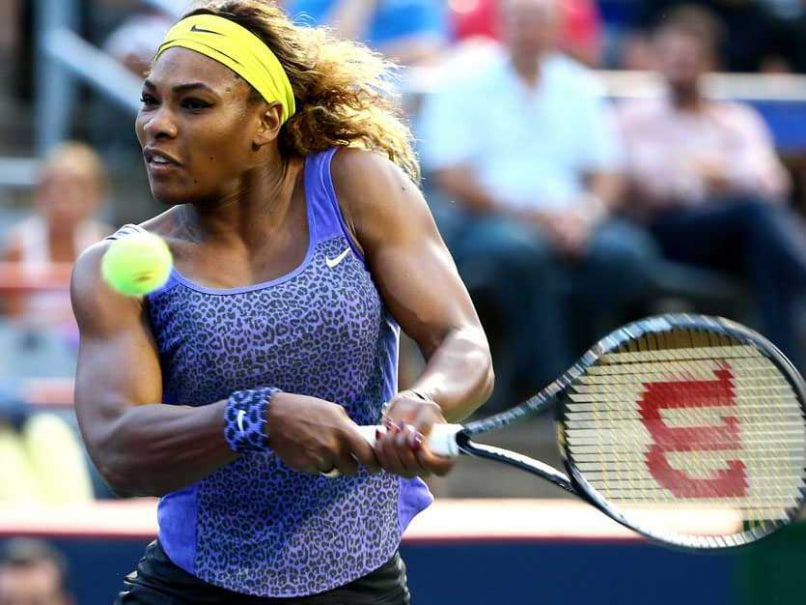 Serena Williams, Maria Sharapova Advance in Montreal