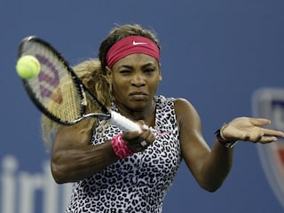 Serena Williams Beats American Teen Taylor Townsend in US Open First Round