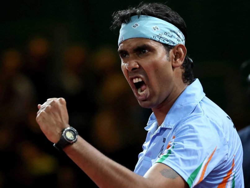 CWG 2014: Sharath Kamal Reaches Table Tennis Semi