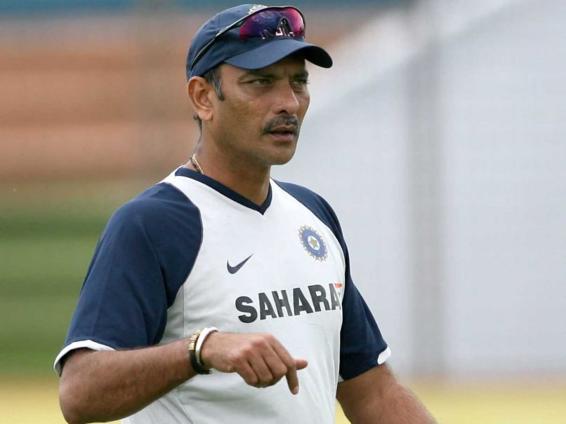 Ravi Shastri Approached During Manchester Test; BCCI in no Hurry to Sack Duncan Fletcher