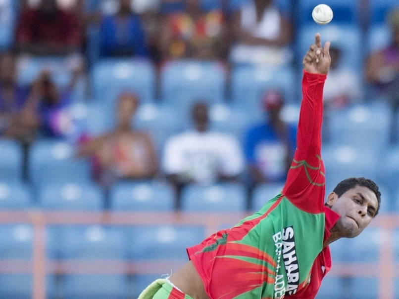 Sohag Gazi Reported for Suspect Bowling Action