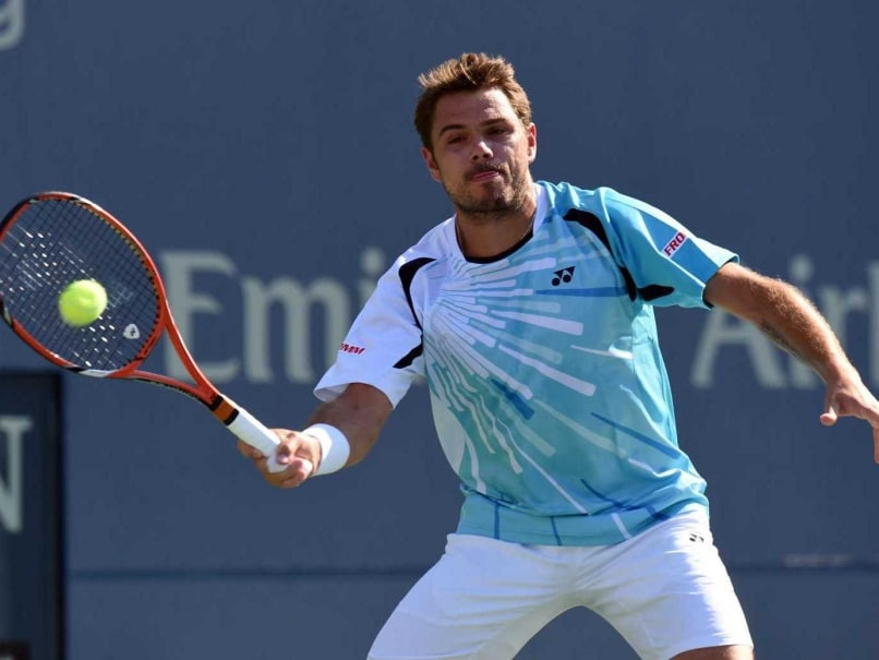 Stanislas Wawrinka Crashes in Shanghai Opener, David Ferrer Wins