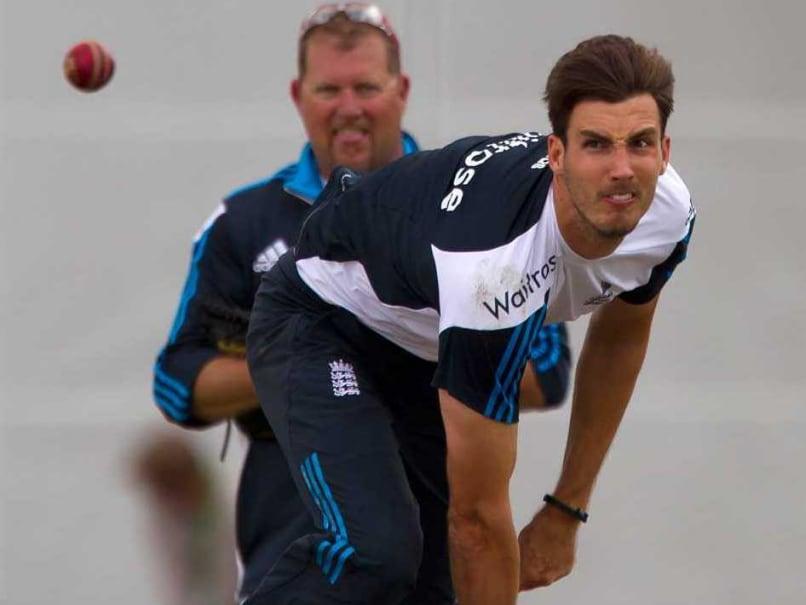 Steven Finn Out of World Twenty20