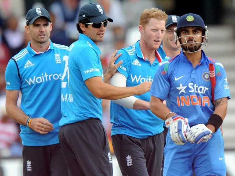 Virat Kohli, Ben Stokes Involved in Verbal Spat
