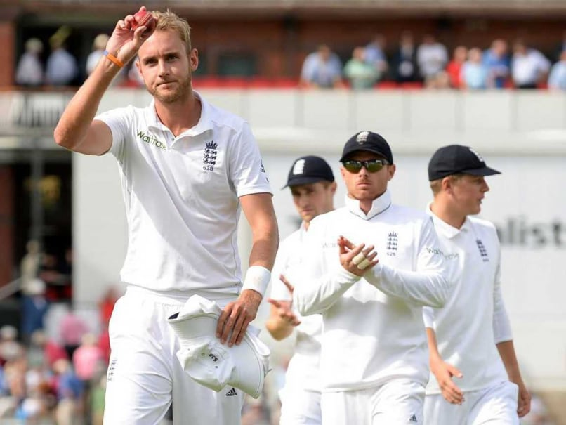 Stuart Broad to Undergo Knee Surgery on September 4