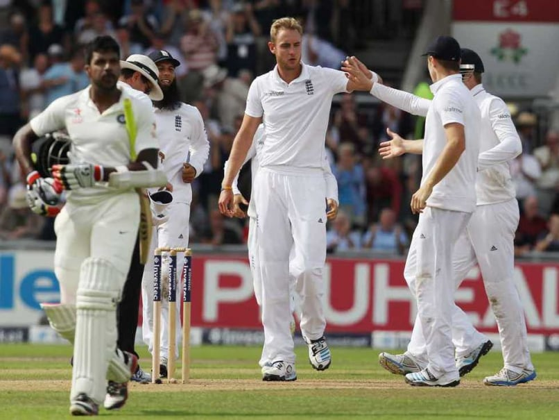 India vs England: Made Good Use of the Conditions, Says Stuart Broad