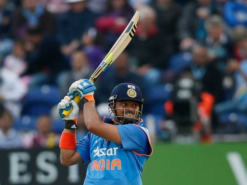 Suresh Raina is a '100 Per Cent' Cricketer: Sunil Gavaskar Tells NDTV