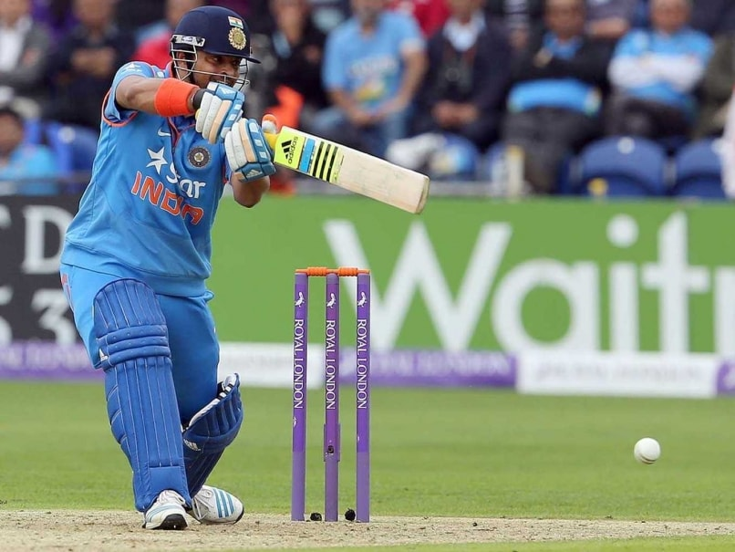 Suresh Raina England ODIS