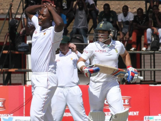 Zimbabwes Tendai Chatara Fined by ICC for Dissent