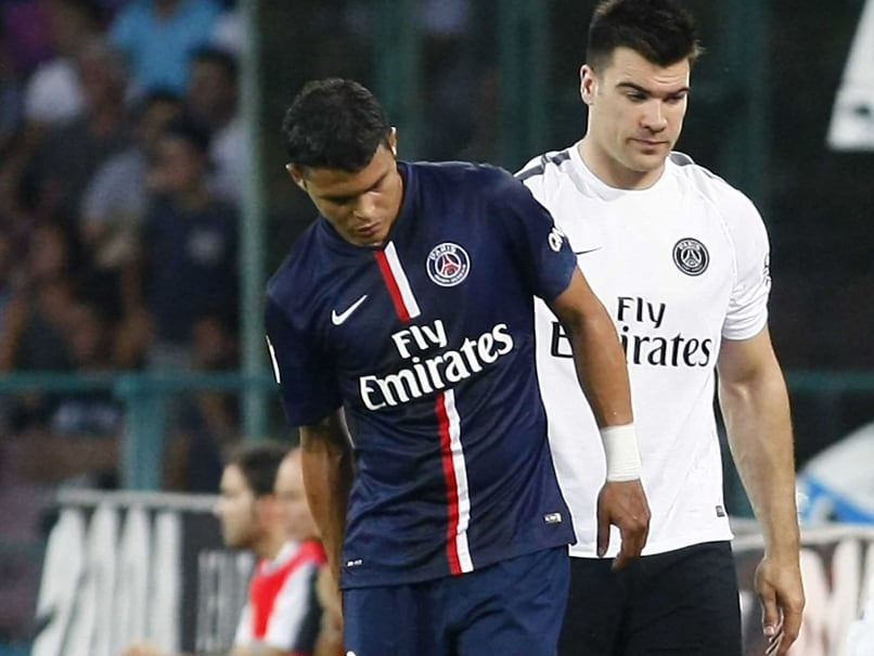 Paris Saint-Germain Captain Thiago Silva Out for Several Weeks Due to Hamstring Injury