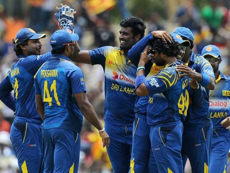 West Indies' Replacement, Sri Lanka, Have Problems of Their Own