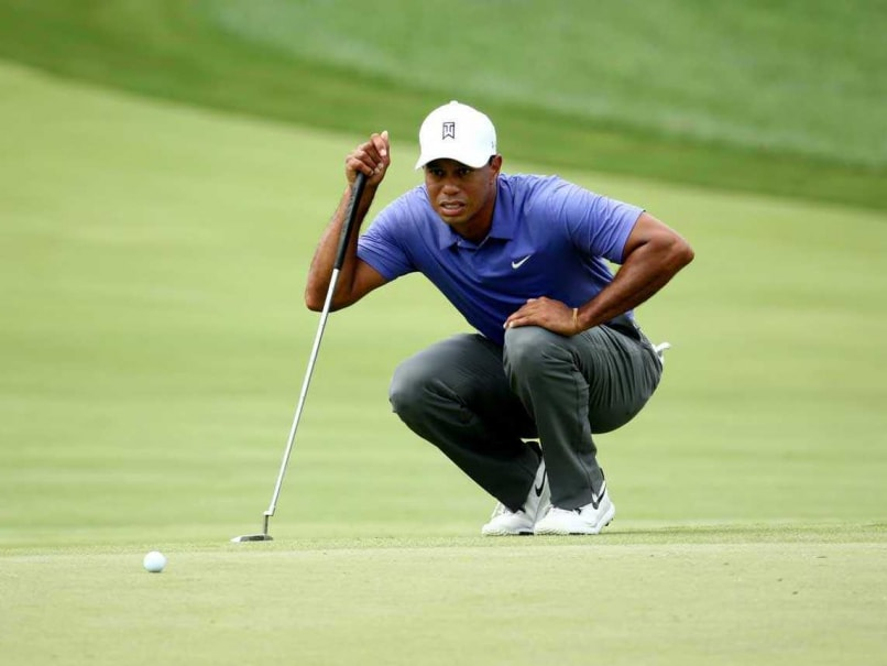 Tiger Woods Says Strength is Back, but Not Swing