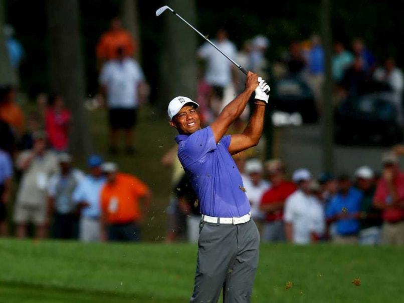 Tiger Woods Opens With Par as PGA Championship Begins