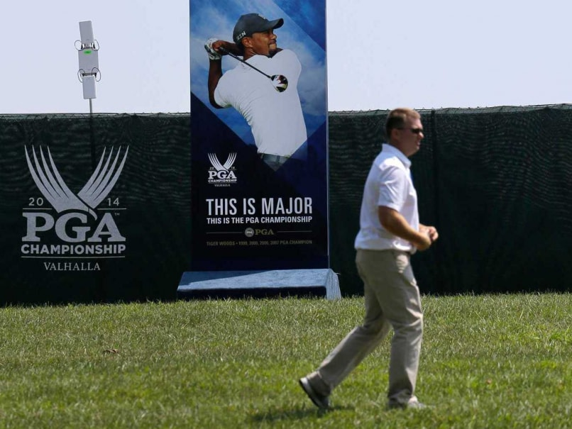 The Tiger Woods Watch is on for Final Major of the Year