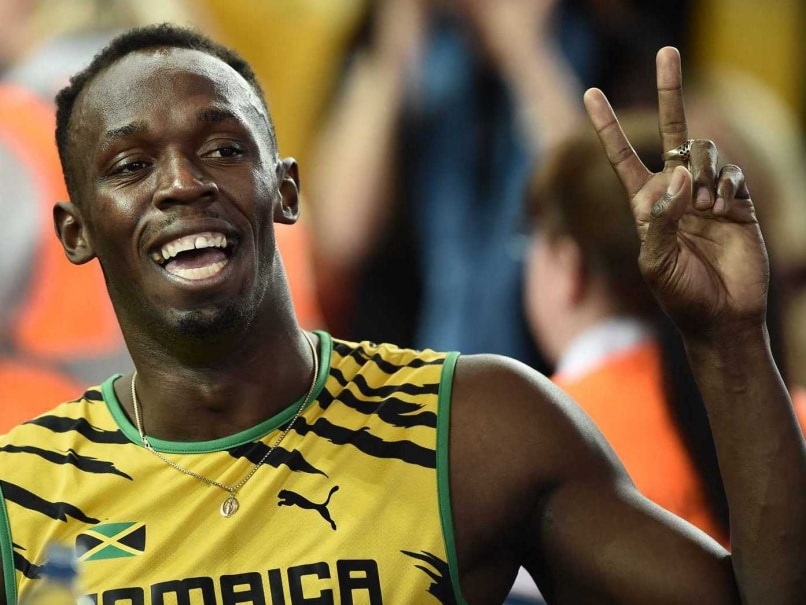 Usain Bolt Hogs Glasgow Spotlight on Commonwealth Games 2014 Debut