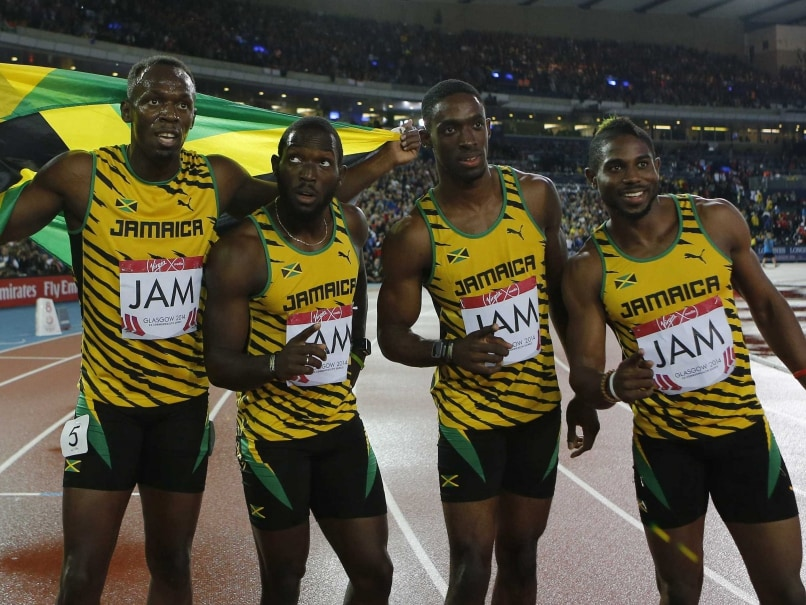 Commonwealth Games 2014: Unstoppable Usain Bolt Anchors Jamaica to Relay Gold