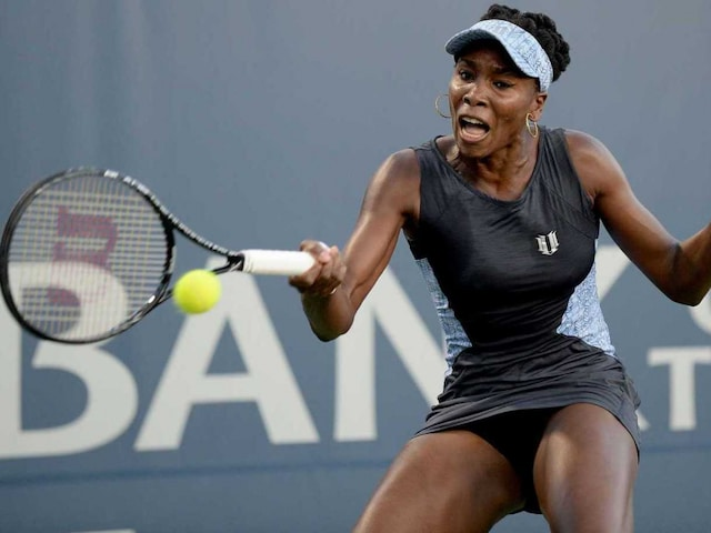 Champions Tennis League Announces its Line-up, Venus Williams to Play for Bangalore