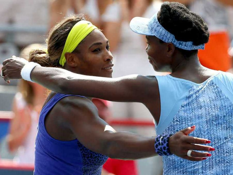 Venus Williams Rallies to Beat Sister Serena to Reach Montreal Final