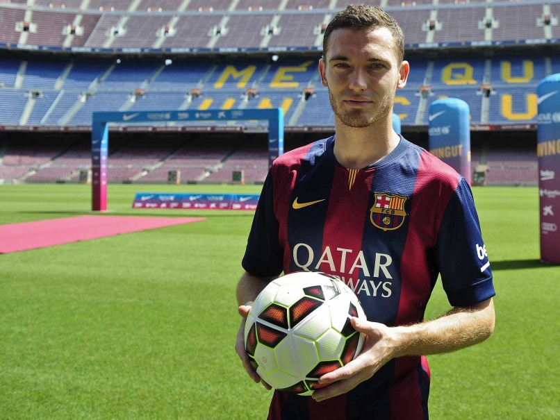 Barcelona Say Vermaelen Not Ready to Train
