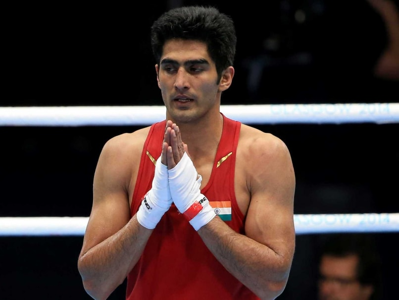 Vijender Singh Says Knockout Win Over Dean Gillen a Diwali Gift For India