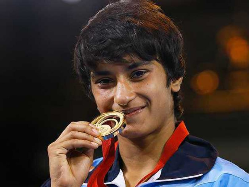 Asian Games: Vinesh Phogat and Geetika Jakhar Win Bronze in Wrestling