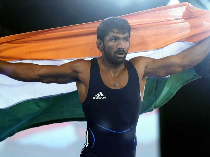 Yogeshwar Dutt Reveals Working Hard on His Strength After Winning Gold at Glasgow