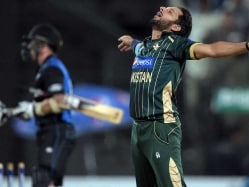 3rd ODI: Shahid Afridi Leads Pakistan to 147-run Victory Over New Zealand