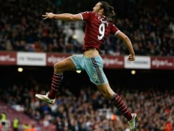 EPL: Andy Carroll Double Fires West Ham up to Third