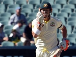 David Warner Vows 'in Your Face' Cricket Against New Zealand